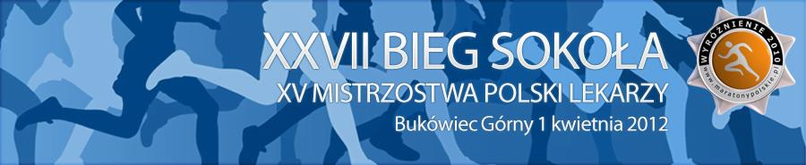 Zaproszenie na XXVII Bieg Sokoła w Bukówcu Górnym