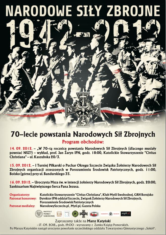 """W Szczecinie powstanie kolejne gniazdo TG """"Sokół""""!"""