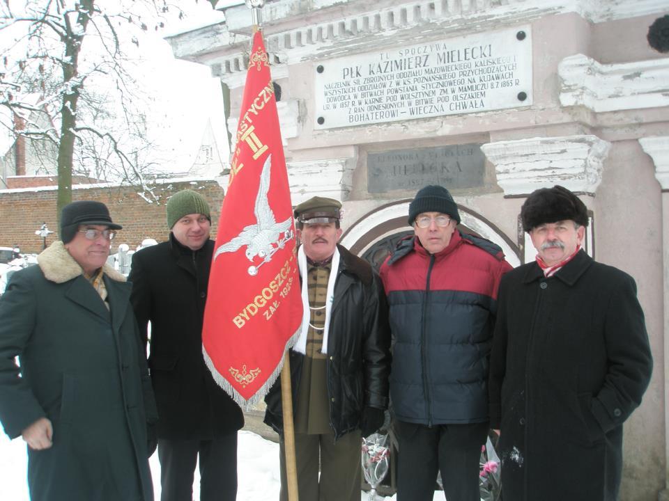 Hołd Pamięci – Gloria Victis w 150. rocznicę wybuchu Powstania Styczniowego!