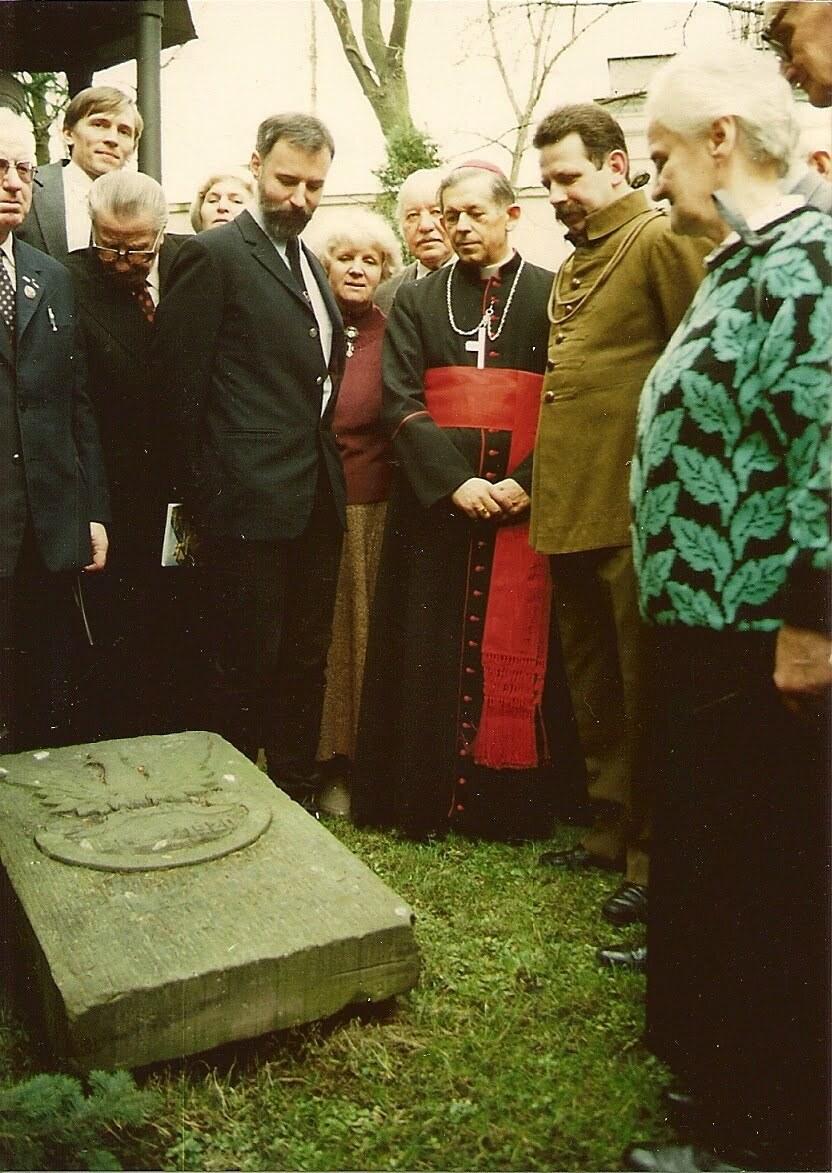 Sokoli, a Sokół Honorowy Prymas Józef Kardynał Glemp – wspomnienie