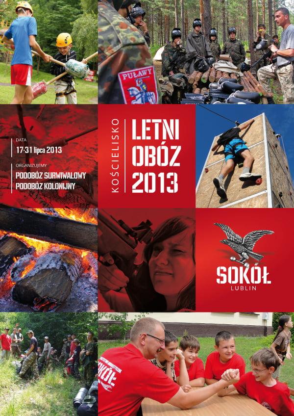 Letni Obóz Sokoli – Kościelisko 2013
