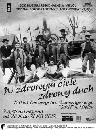 120 lata Sokoła w Mielcu – wystawa