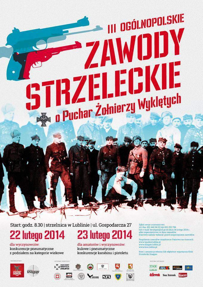 III Ogólnopolskie Zawody Strzeleckie o Puchar Żołnierzy Wyklętych