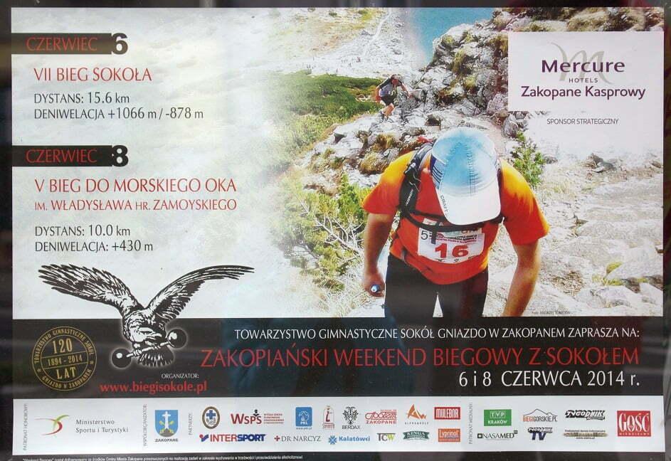 Sokół po raz VII organizatorem najambitniejszej imprezy biegowej w Polsce.