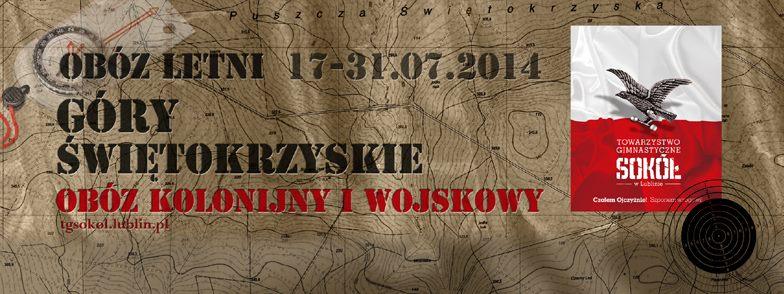 Lipcowe obozy sokole dla młodych i najmłodszych w centrum Polski