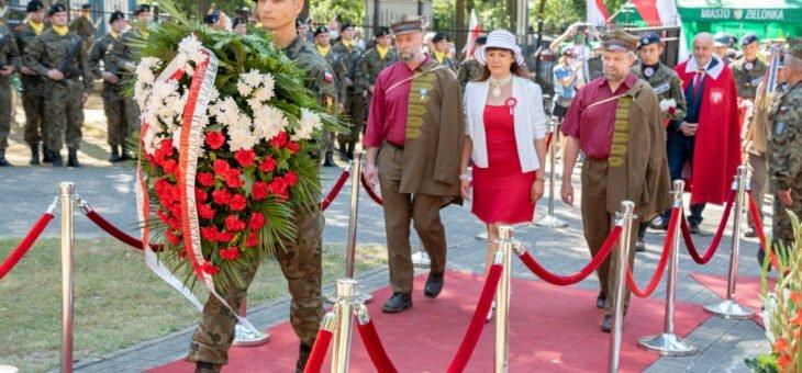 """ZTG """"Sokół"""" na obchodach 100. rocznicy zwycięstwa nad bolszewikami"""